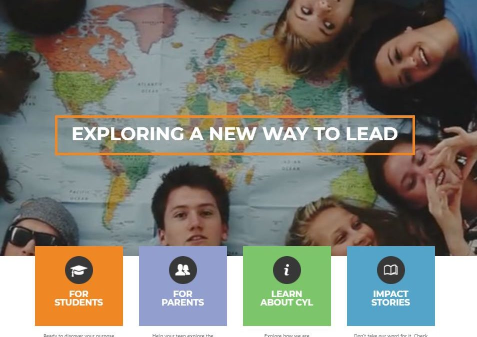 CYL Listens To Their Students – Redesigns And Launches New Website
