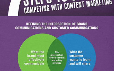 One BIG Graphic – 7 Steps to Success with Content Marketing